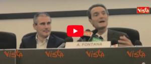 Lombardia, Attilio Fontana ufficializza la candidatura: «Il centrodestra è unito» (video)