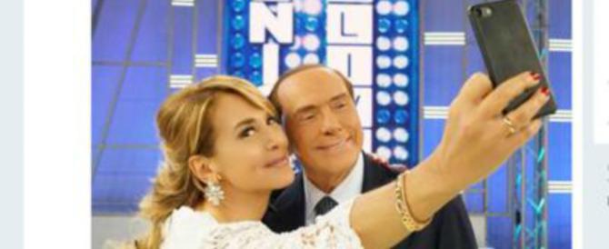 Barbara D'Urso disintegra le sorelle Parodi: per Berlusconi boom di ascolti