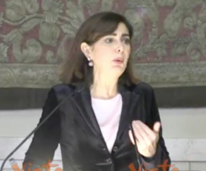 "Boldrini scrive a Zuckerberg: ""Via da Fb pagine e siti fascisti"" (video)"