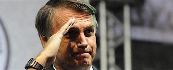 Bolsonaro, l'outsider brasiliano che odia la stampa e insulta gli avversari