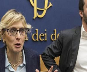 Da Fini a Salvini: Giulia Bongiorno sarà capolista della Lega