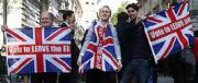 Brexit, raggiunto un accordo provvisorio fra Londra e Bruxelles