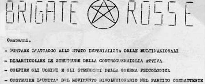 Strage di via Fani, Gabrielli: «Gli ex Br in tv come star sono un oltraggio»