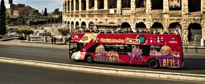 FdI: lo sconclusionato piano bus della Raggi affossa il turismo a Roma