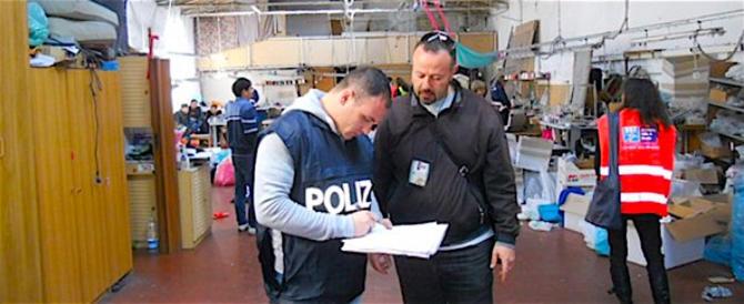 Prato: cinesi vivevano in 24 in tre stanze stipati in 12 letti a castello