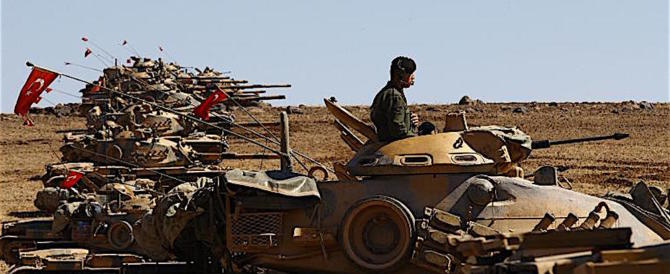 Esercito turco in allerta: dopo gli armeni, vogliono sterminare i curdi?