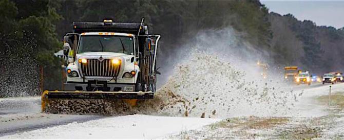 Allarme negli Usa: un ciclone-bomba si sta formando al largo della Florida