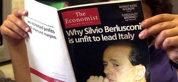 """«Berlusconi salverà l'Italia»: anche il """"nemico"""" Bill Emmott ora tifa per Silvio"""
