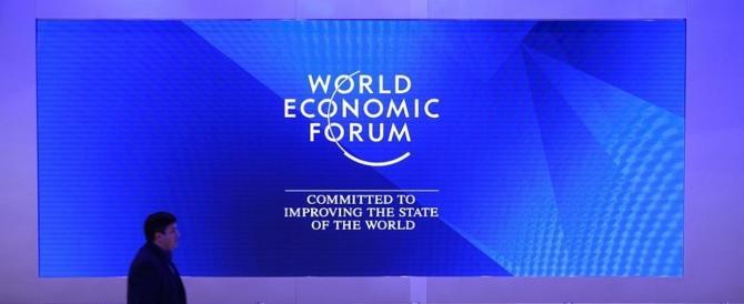 A Davos l'Italia si presenta agli ultimi posti delle economie avanzate