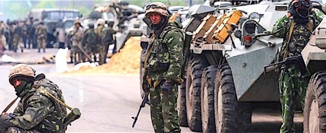 Mosca accusa: nel Donbass l'Ucraina vuole scatenare un'altra guerra civile