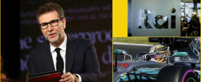 Fabio Fazio nella bufera: l'intervista ad Hamilton è costata un occhio della testa