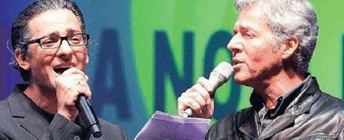 """Fiorello sorprende Baglioni in diretta: """"Claudio, vengo a Sanremo"""" (audio)"""