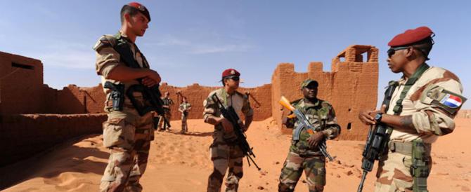 In Niger andiamo a proteggere l'uranio francese. Ma cosa avremo in cambio?