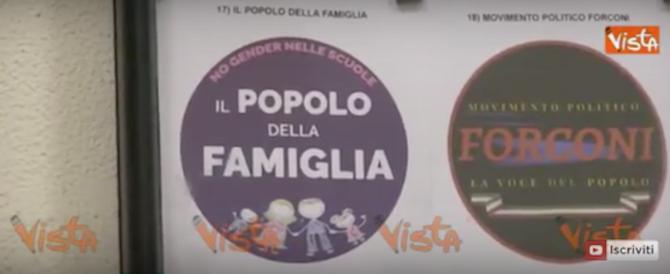 """Alle Politiche si potrà votare anche per il """"no"""" ai gender nelle scuole (video)"""