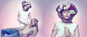 Gesù con i tatuaggi, la Madonna con il cappello: a Strasburgo va bene così