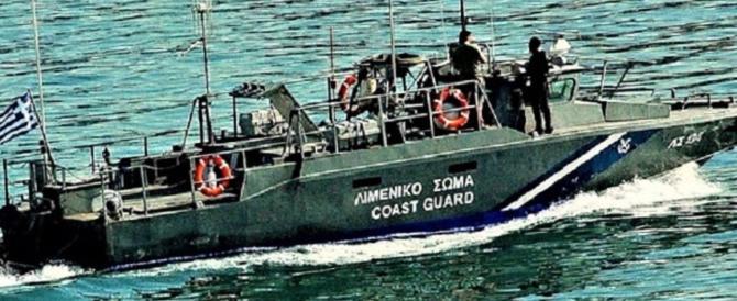I greci sequestrano nave carica di armi diretta in Libia, veniva dalla Turchia
