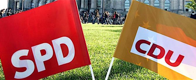 Fallisce la proverbiale efficienza tedesca: da settembre senza governo