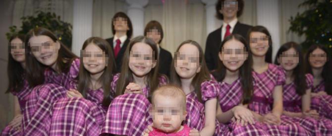 California choc, coppia degli orrori: incatenavano e torturavano i 13 figli