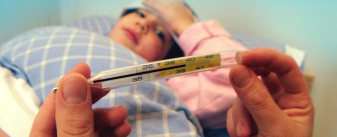 """L'influenza ha """"steso"""" più di 6,5 milioni di italiani: 500mila in una settimana"""