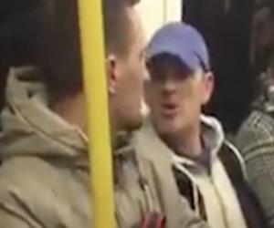 """Italiano aggredito nella metro di Londra: """"Torna nel tuo fottuto paese"""" (video)"""