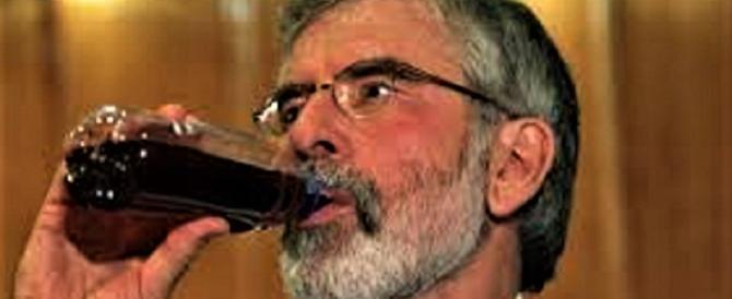 Dopo 35 anni Gerry Adams lascia il Sinn Fein, braccio politico dell'Ira