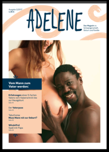 Il magazine con la tedesca incinta che ha fatto discutere la Germania