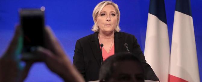 Marine Le Pen: «Il voto in Italia può essere l'inizio di una nuova Europa»