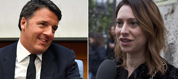 La leader delle vittime di Banca Etruria sfida Renzi a Firenze: è candidata di FdI
