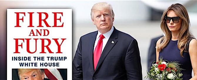 """Trump chiede di bloccare il libro-fake su di lui: """"Tutte bugie e diffamazioni"""""""