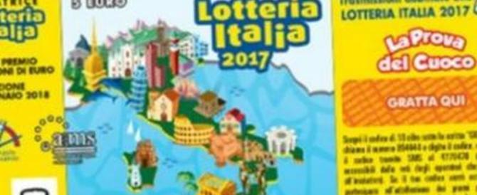 Lotteria Italia, il Lazio fa il colpaccio. Ecco l'elenco dei biglietti vincenti