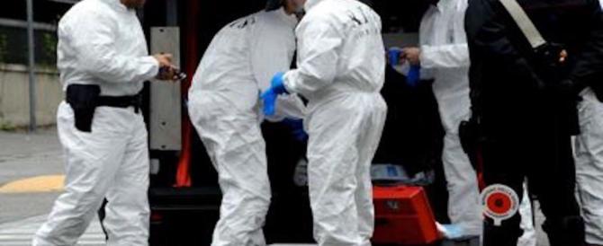 Giallo a Macerata, trovate in un fosso 2 valigie con un cadavere di donna fatto a pezzi