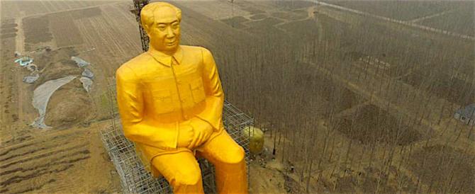 La Cina sta iniziando a fare i conti col suo passato: a cominciare da Mao