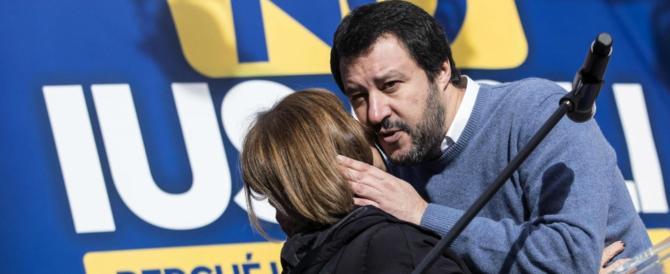 """Salvini avverte Berlusconi: """"Non accetterò candidature dei poltronari"""""""