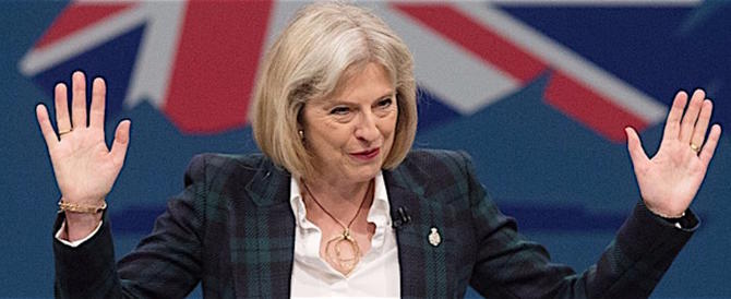 Brexit, Theresa May: usciremo dalla Ue molto più forti di prima