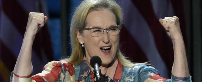 """Meryl Streep rompe il silenzio: """"Basta illazioni, su Weinstein non sapevo nulla"""""""