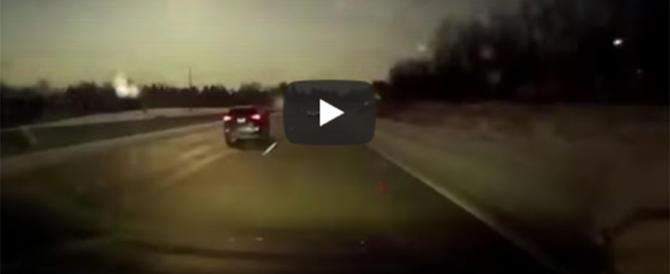Mistero sulla palla di fuoco caduta negli Stati Uniti. E' un meteorite? (video)