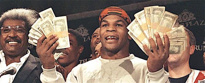 """""""Iron"""" Mike Tyson diventa imprenditore: venderà la cannabis"""