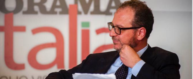 Mulè lascia Panorama per candidarsi con Forza Italia. Al suo posto Leone