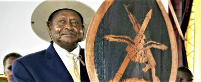 Il leader africano Museveni: Donald Trump ha ragione, è colpa nostra