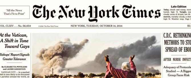 Cambia l'editore del New York Times. Trump: è la vostra ultima chance