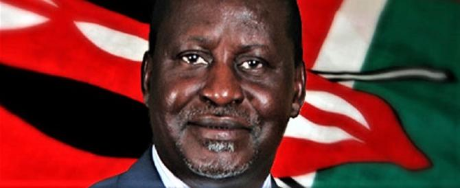 """Freedom is coming"": l'oppositore kenyota Odinga giura come presidente"