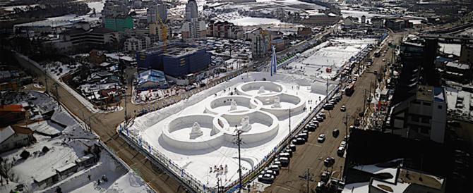 Tregua olimpica: Washington e Seul sospendono le manovre militari