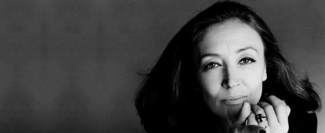 Oriana Fallaci, grande attesa per i testi inediti contro l'Islam presto in libreria