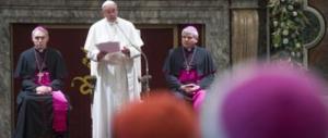 """Papa Francesco: """"Servire la vita umana fin da quando nasce nel grembo materno"""""""