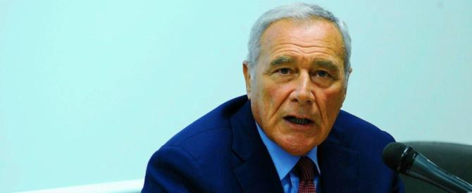 Grasso condannato dal Tribunale di Roma a pagare 83mila euro al Pd