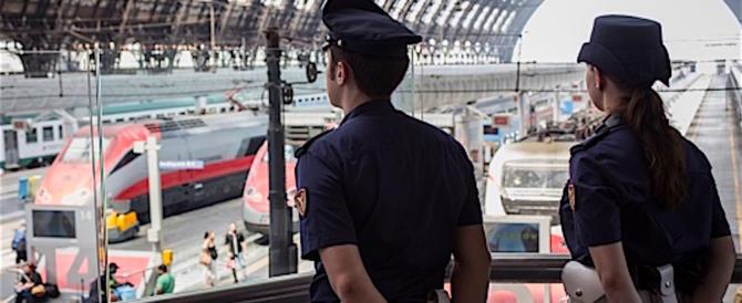 Polfer Lazio: nel 2017 176 arresti e 123mila persone controllate sui treni