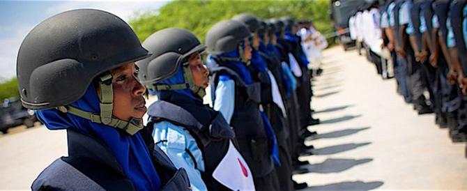 Conclusa la missione italiana di addestramento della polizia somala
