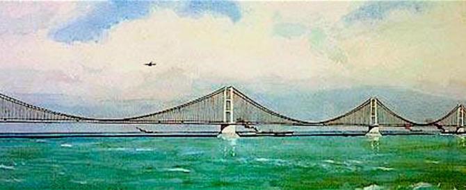 Londra propone a Parigi di unire le sponde della Manica: con un ponte