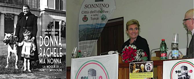 """Sonnino, grande successo per il libro """"Donna Rachele, mia nonna"""""""