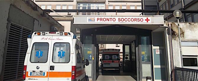 Ennesima aggressione a sanitari in un pronto soccorso dell'ospedale